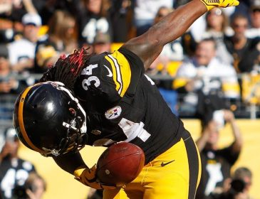 What Does DeAngelo Williams' Inflamed Foot Mean for the Steelers