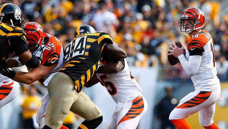 Steelers Fall to the Bengals in Big Ben's Return
