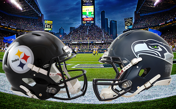 Steelers 5 Point Underdogs vs Seattle
