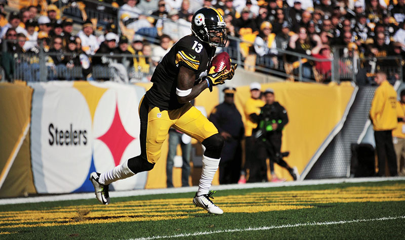 """Mike Tomlin Pulls Jacoby Jones Says He is """"Done"""""""