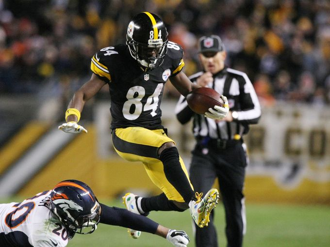 Antonio Brown is the Best Non-QB in the NFL