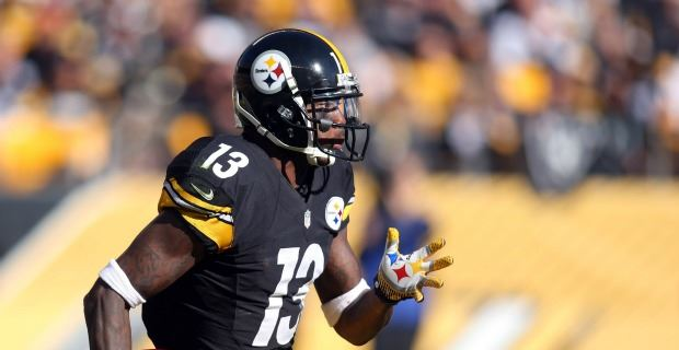 Jacoby Jones Tripped Out of Steelers Returner Job