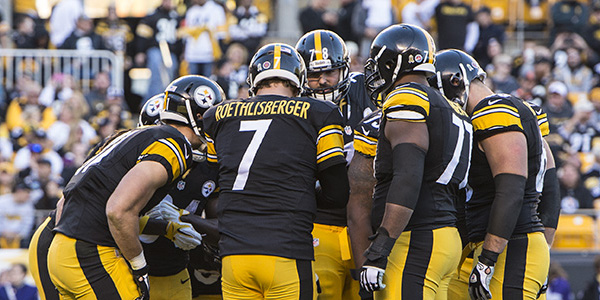 Steelers Playoff Hopes Still Alive & Kicking