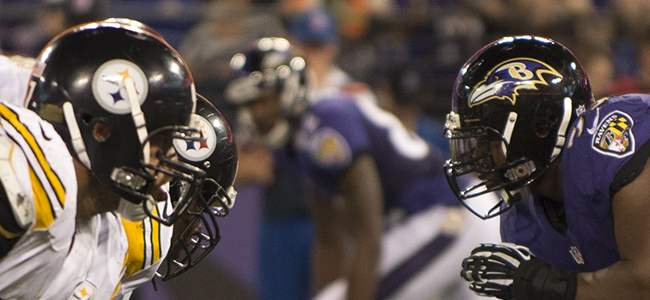 Steelers Kickoff Time with Ravens has Changed