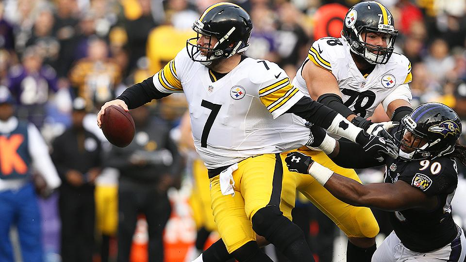 Steelers Lackluster Performance Cost them the Ravens Game