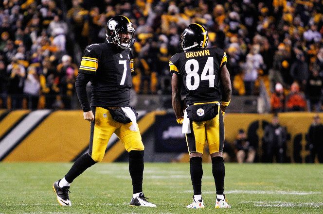 Steelers Offense a Scary Sight for the Cheatriots