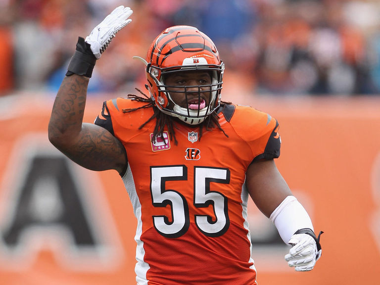 On Second Thought, Bengals Vontaze Burfict Fined for Three Plays