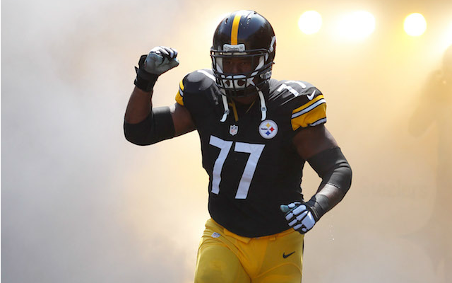 Marcus Gilbert is 'Very Excited' Steelers Draw Bengals for Playoffs