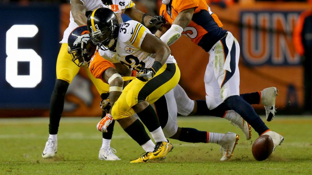 Steelers Unable to Overcome Injuries, Fumble in Loss to Denver