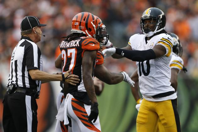 Steelers & Bengals Get Warning from NFL