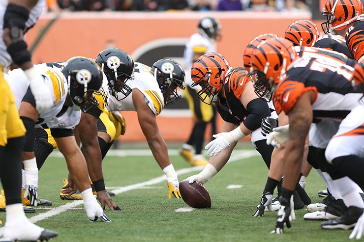 Steelers Draw Bengals in Primetime for Wildcard Round
