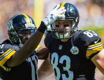 Heath Miller Hangs Up the Cleats