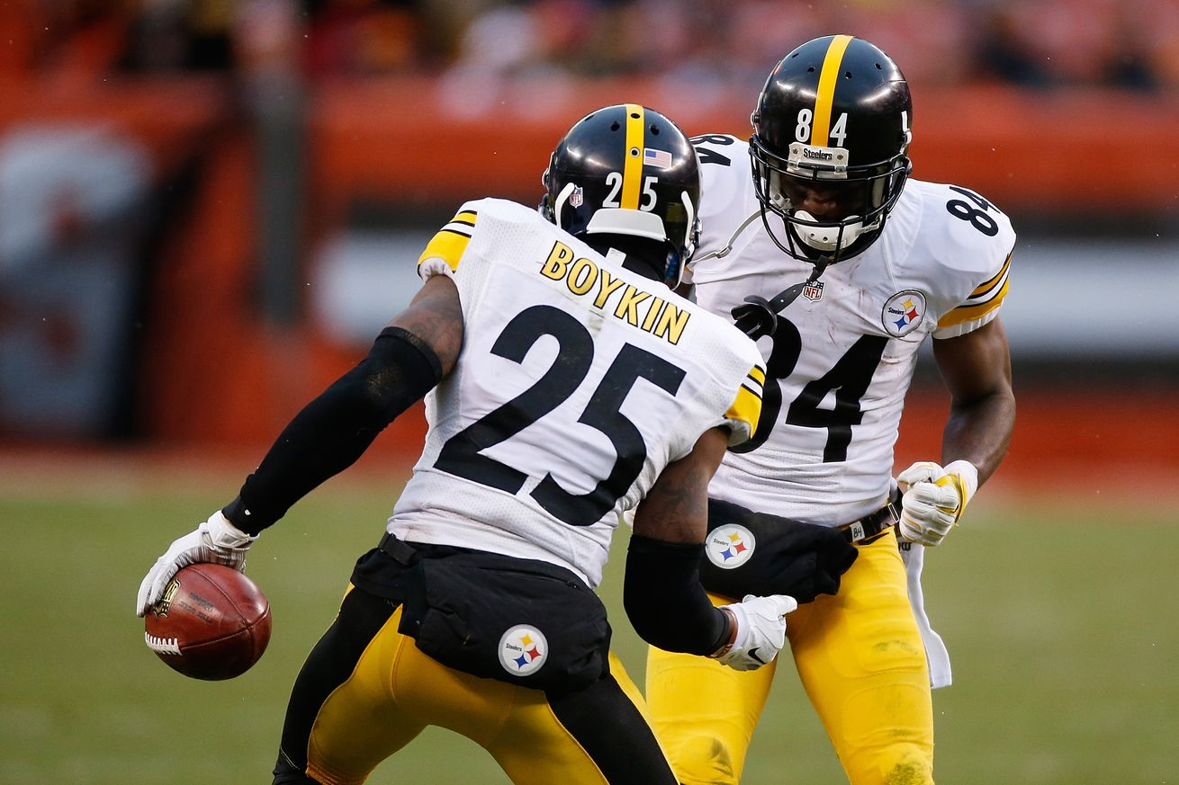 Steelers to Let Most of Their Free Agents Test Free Agency