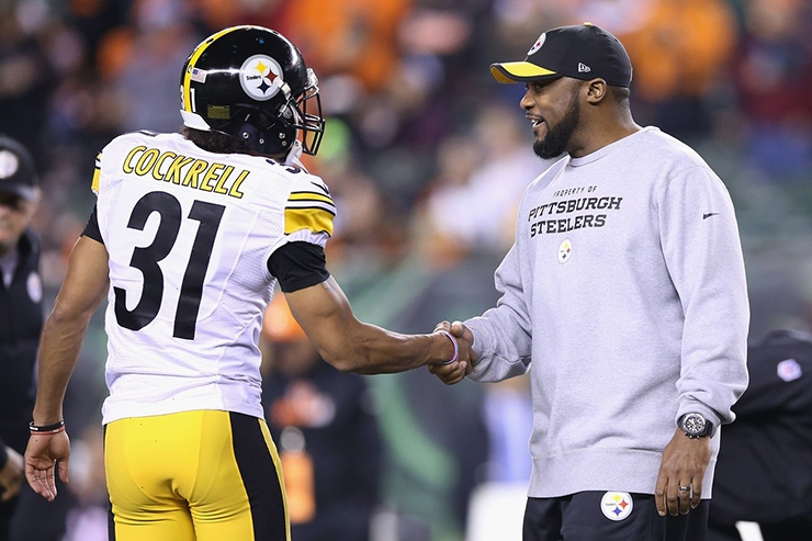 Steelers Could be Eyeing Corner in the First Round