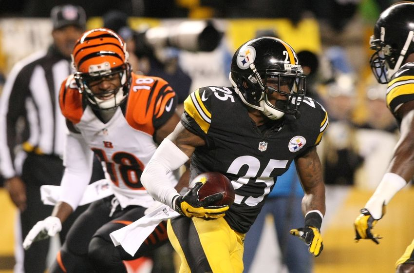 Steelers Interested in Bringing Back Brice McCain