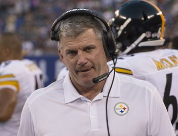 NFL Says Mike Mike Munchak's $10K Playoff Fine is No More