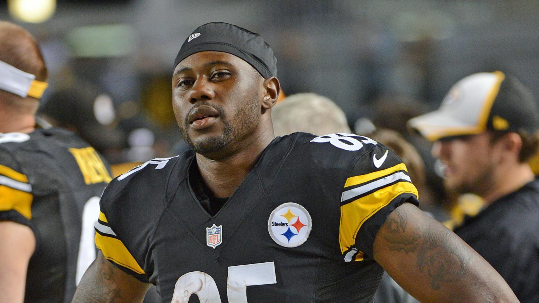 Darrius Heyward-Bey Resigns with Steelers