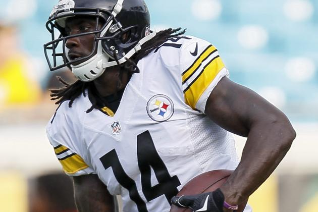Bryant's Suspension Means it's Sammie Coates Time