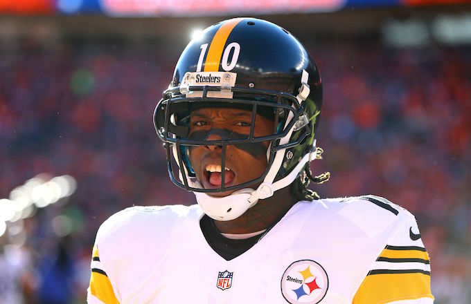NFL Suspends Martavis Bryant for at Least One Year