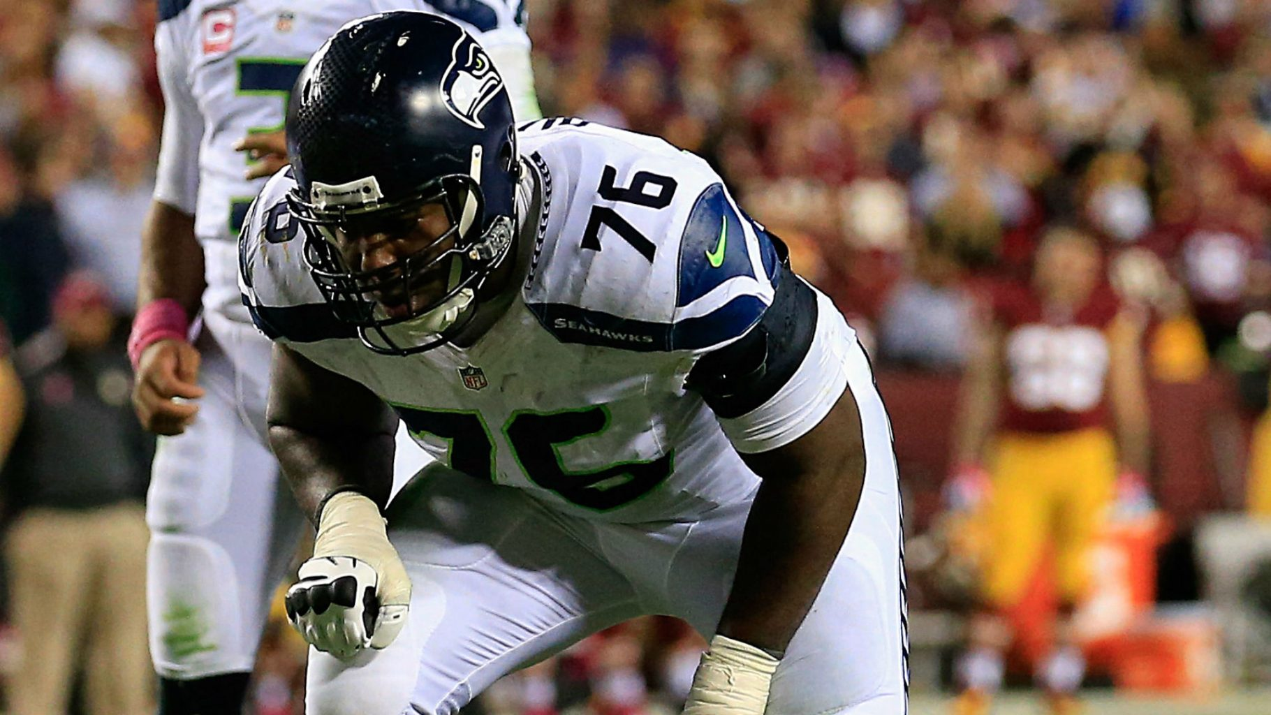 Steelers Reported to Have Offered Contract to Russell Okung
