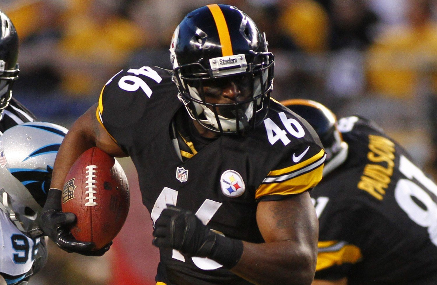 Steelers Letting Most of their Free Agents Walk