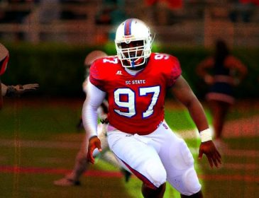 Steelers Bolster DLine in the 3rd Select DT Javon Hargrave