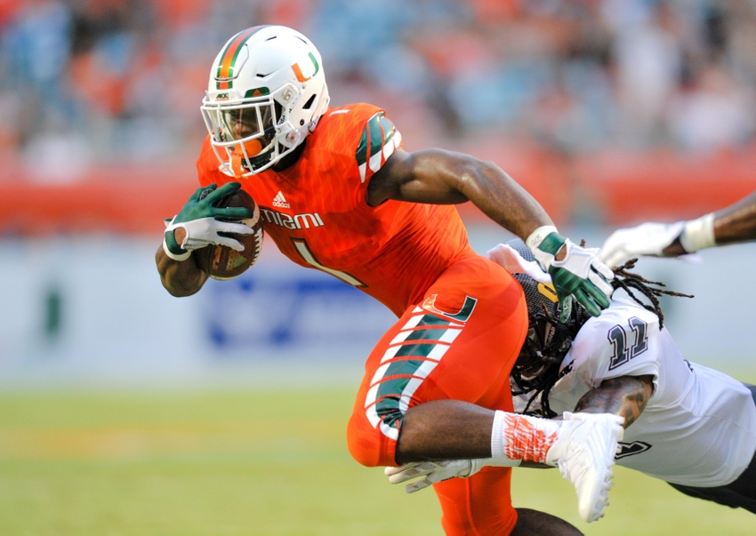 Steelers Select CB Artie Burns in First Round of NFL Draft