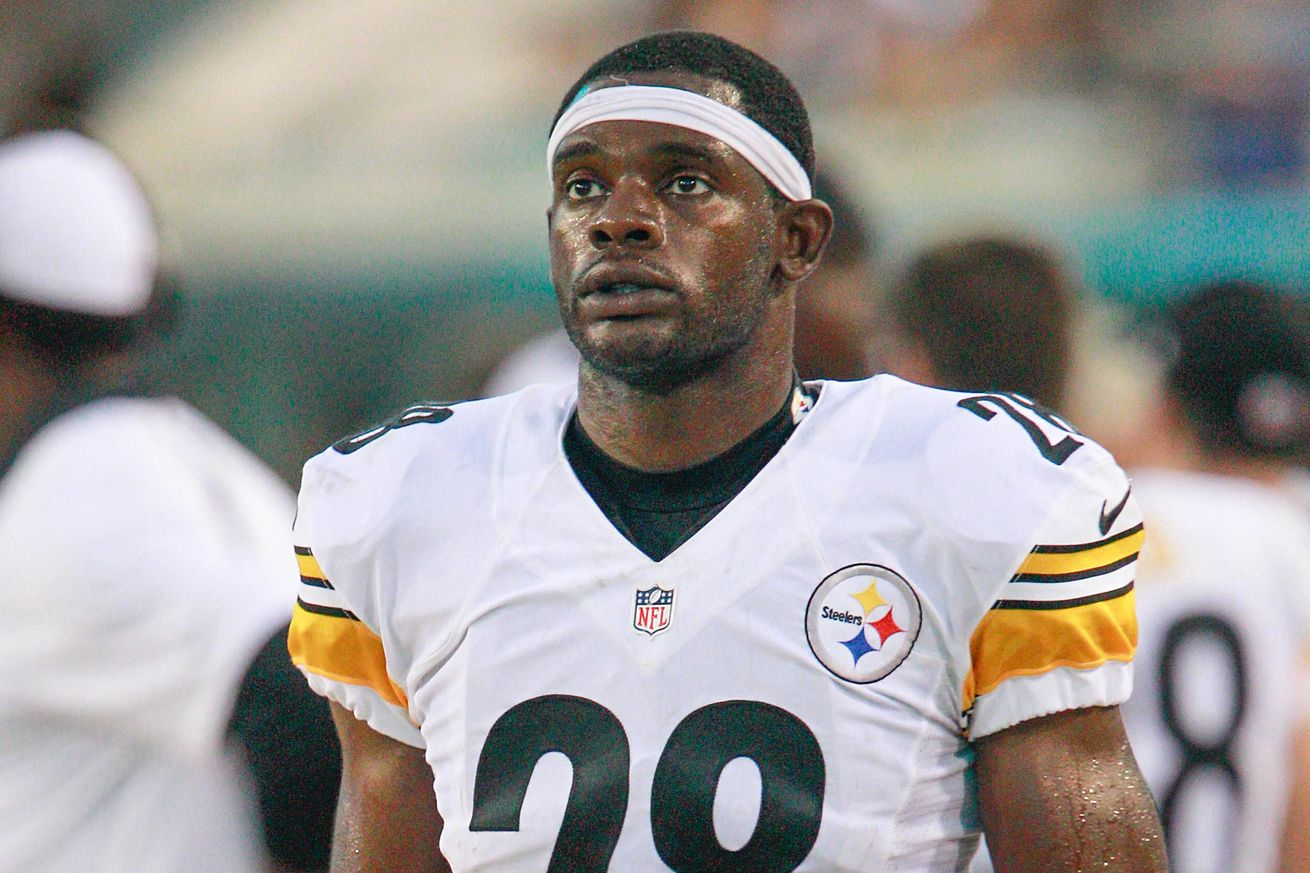 Steelers cut CB Cortez Allen