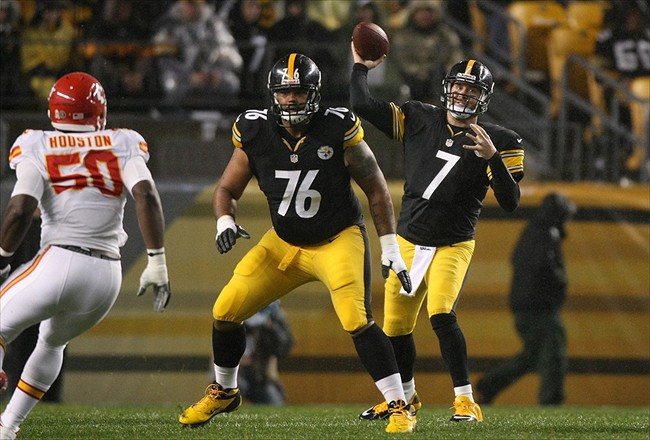 Steelers Release Trio Including OT Mike Adams