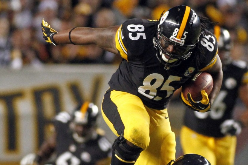 David Johnson Returns to the Steelers