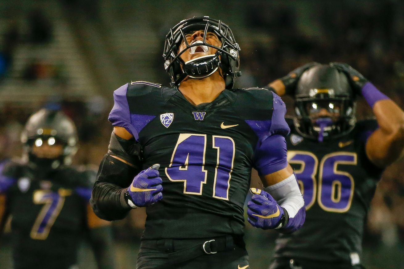 Steelers Select OLB Travis Feeney in the 6th Round