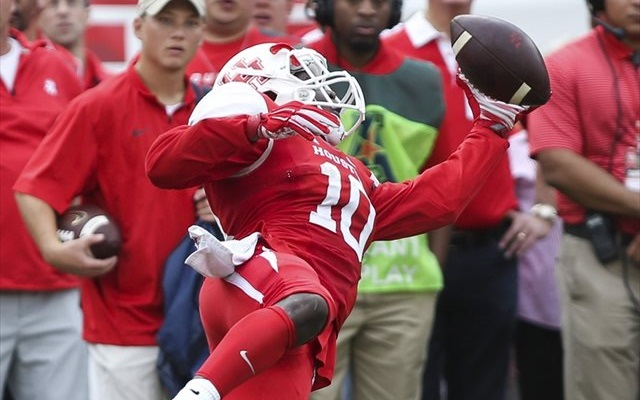 Steelers Grab WR/PR Demarcus Ayers in the 7th