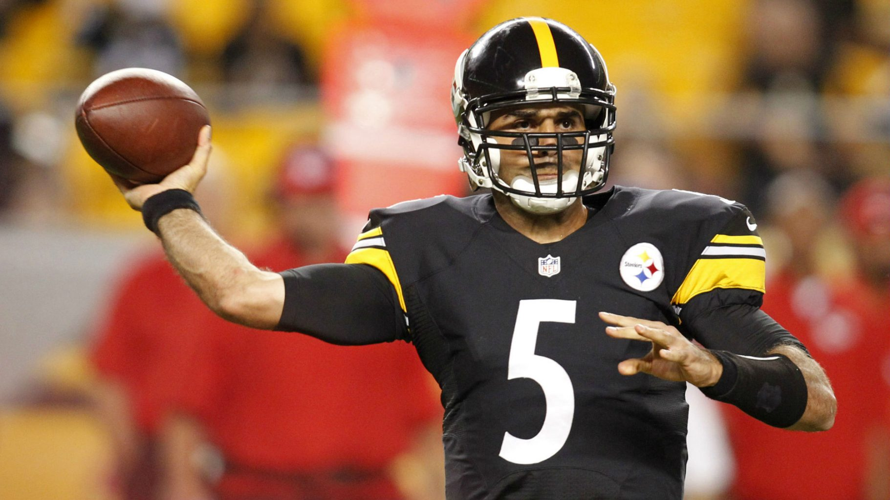Bruce Gradkowski Resigns with Steelers