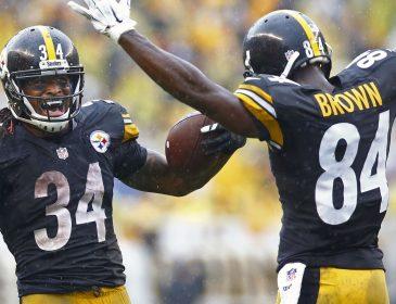 Steelers Grind Their Way Past Bengals