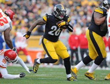 Steelers Destroy the Chiefs 43-14