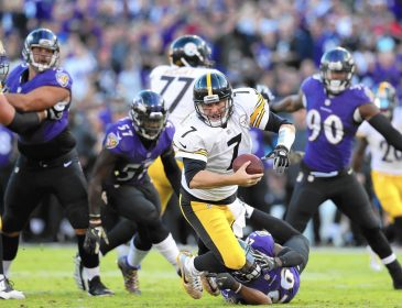 Steelers Drop 3rd Straight in 21-14 Loss to the Ravens