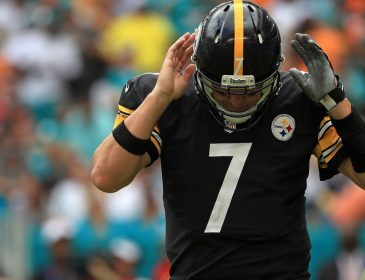 Steelers Continue to Stink Against Bad Teams with Loss to Dolphins