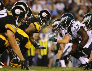 Week 3 NFL  – Pittsburgh Steelers at Philadelphia Eagles Odds