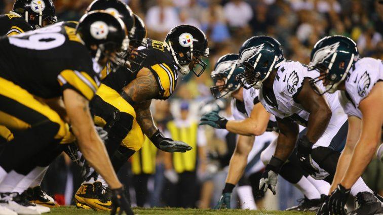 Week 3 NFL - Pittsburgh Steelers at Philadelphia Eagles Odds
