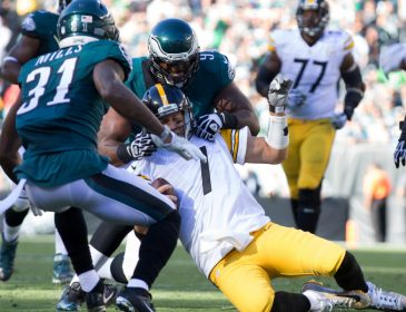 Steelers Get Spanked 34-3 by Eagles