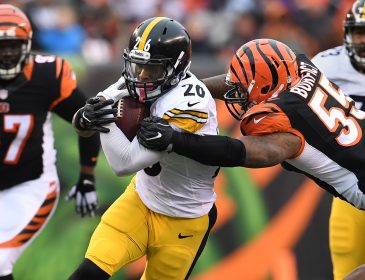 Steelers Rally from 11 Points Down to Top the Bengals 24-20