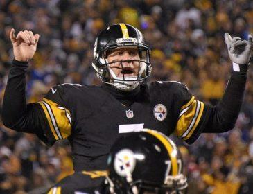 Steelers Win 24-14 Over the Giants