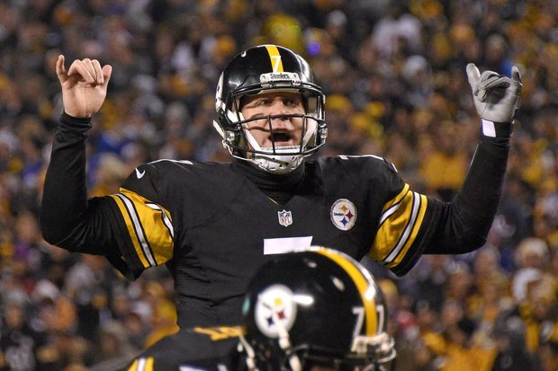 Steelers Win 24-14 Over the Giants