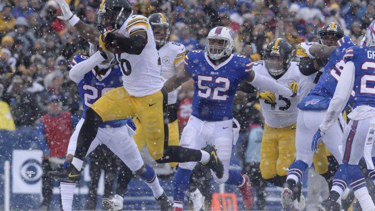 Le'Veon Bell Named AFC Offensive Player of the Week