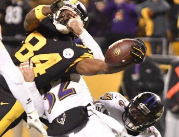 Steelers Engineer Laste Minute Drive to Beat Ravens