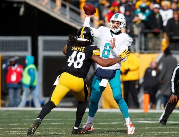 Steelers Destroy Dolphins to Move on in Playoffs