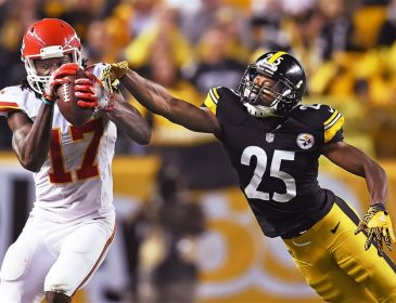 NFL Pushes back Steelers-Chiefs Playoff Game Due to Weather