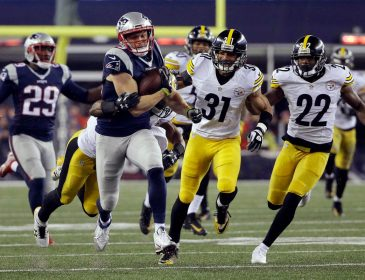 Steelers Fall Short in AFC Championship Game against Patriots