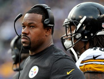 Joey Porter Arrested During Altercation at a Southside Bar