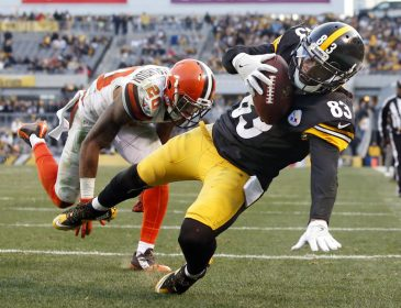 Steelers Hang on to Beat Browns 27-24 in OT